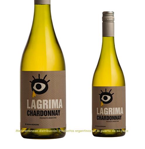 lagrima chardonnay