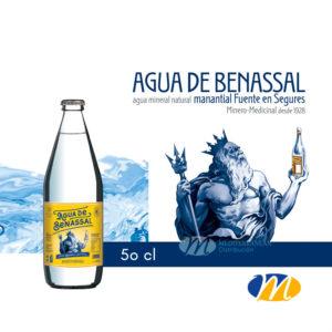 Agua Benassal Gourmet 50cl