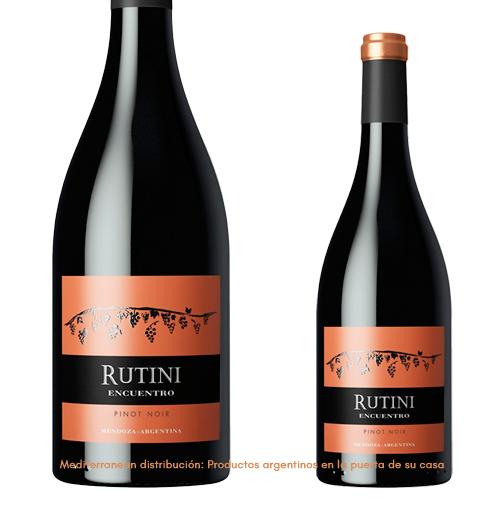 Rutini Encuentro Pinot Noir