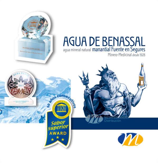 Benassal premios