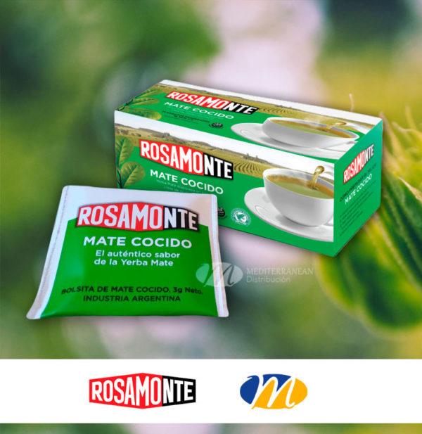 Mate cocido Rosamonte