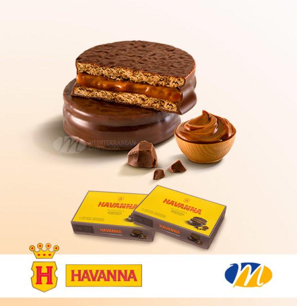 Havanna Alfajor de chocolate