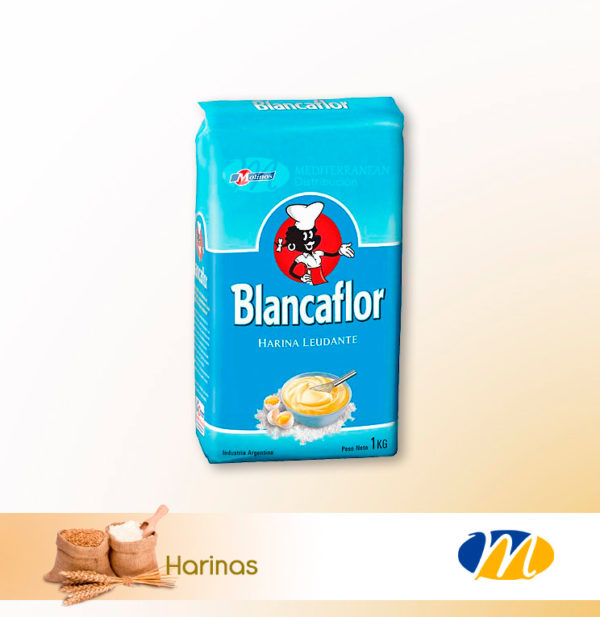 Blancaflor Harina leudante