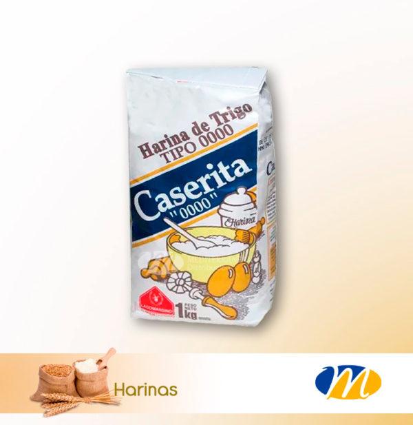 Caserita Harina 0000