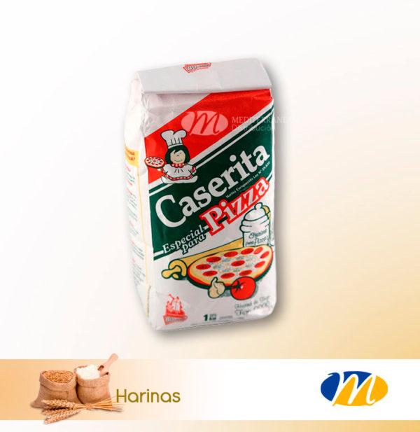 Caserita Harina para pizza