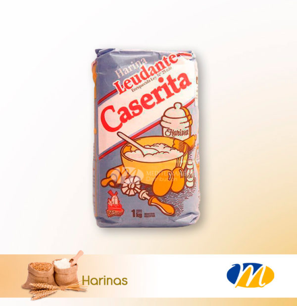Caserita Harina leudante