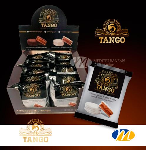 Tango Alfajor de Dulce de Leche