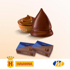 Havannets de Chocolate