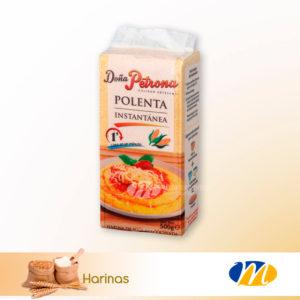 Polenta Doña Petrona