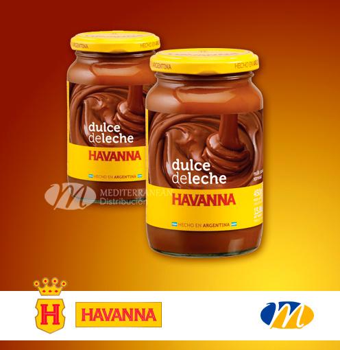 Havanna Dulce de Leche 450gr