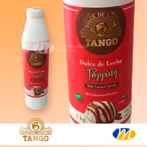 Mr Tango Topping Dulce de Leche 1 litro