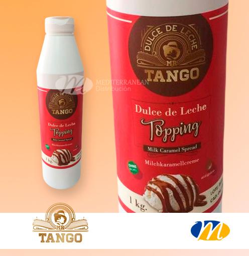 Mr Tango Topping Dulce de Leche