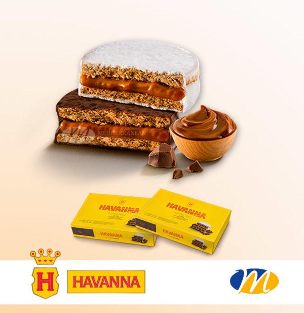 Havanna alfajores mixtos