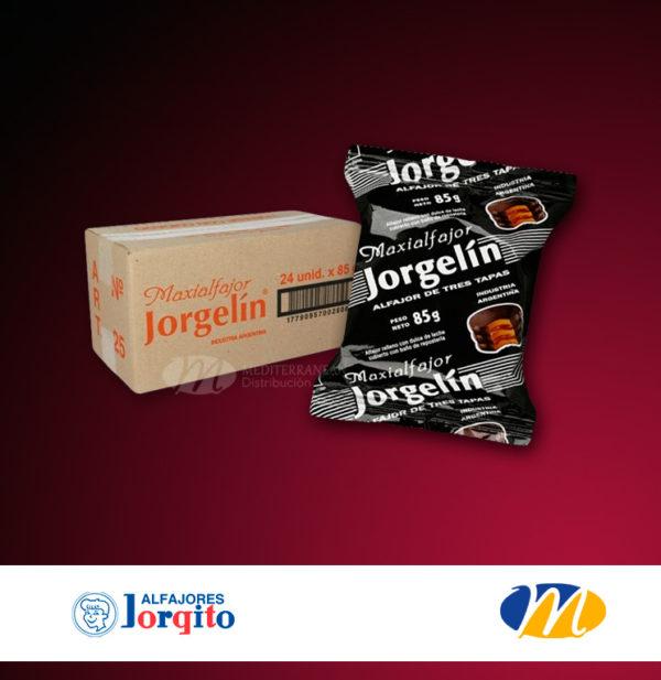 Jorgelín de chocolate