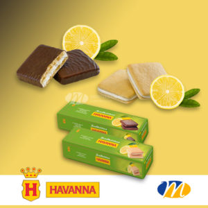 Havanna galletitas