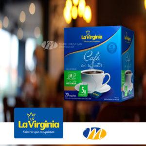 Café La Virginia en sobres