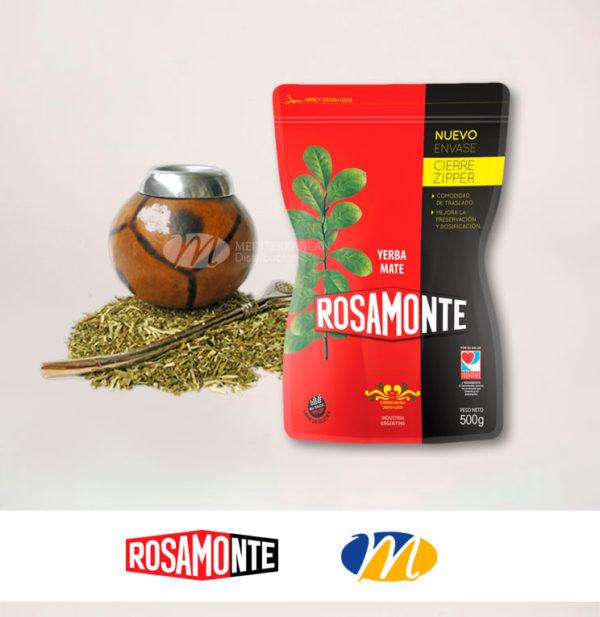 Rosamonte cierre zip