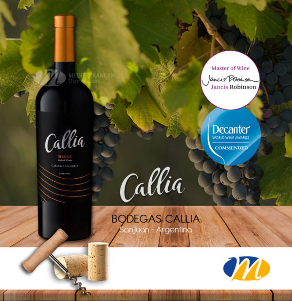 Callia Magna Cabernet
