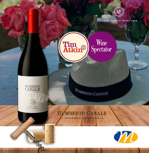Humberto Canale Estate Pinot Noir