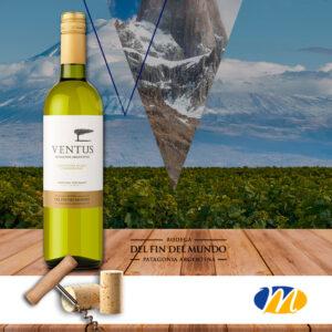 Ventus Chardonnay-Sauvignon Blanc