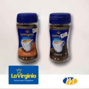 Café La Virginia Instantáneo