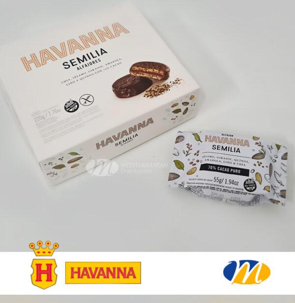 Havanna Alfajor Semilla