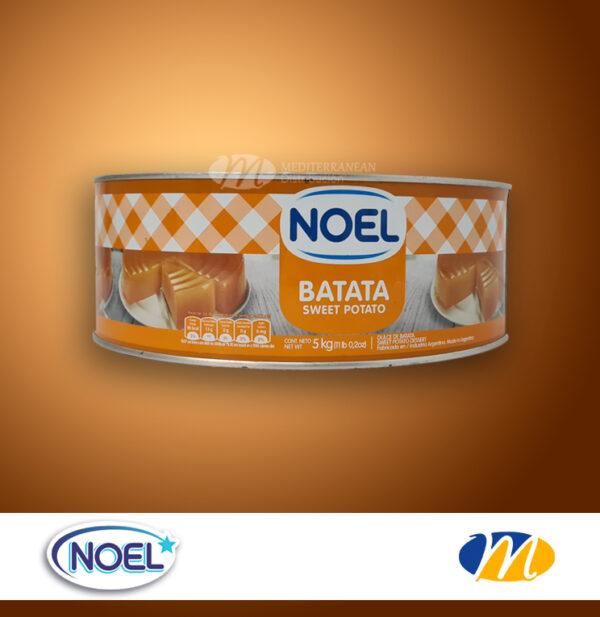 Noel Dulce de Batata