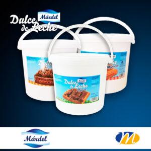 Mardel Dulce de Leche 7 kilos