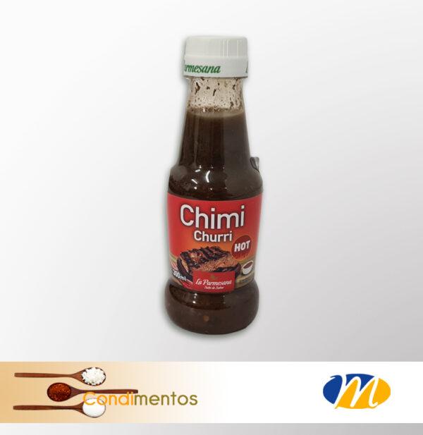 La Parmesana Chimichurri