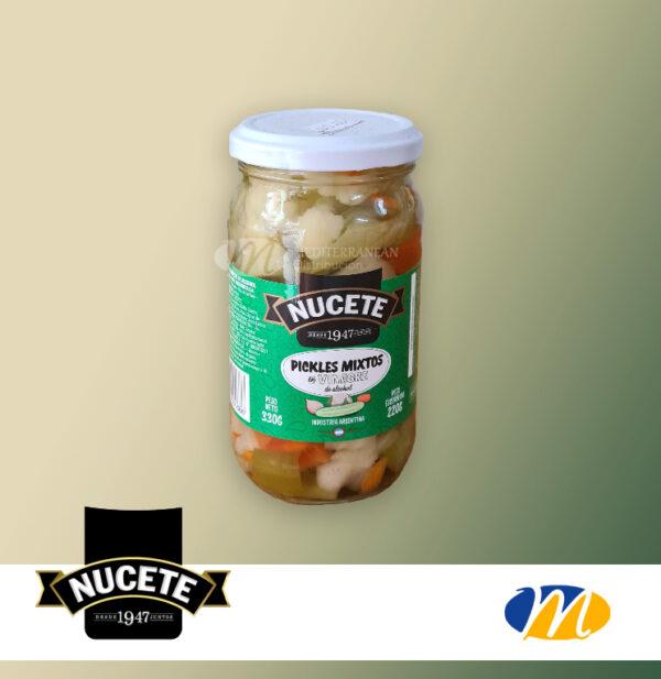 Pickles Nucete