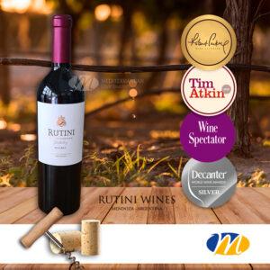 Rutini Single Wineyard Malbec