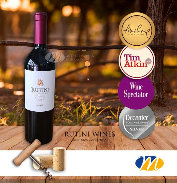 Single Wineyard Malbec